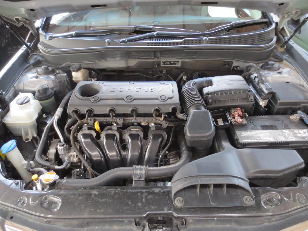 2011 Hyundai Sonata Starter