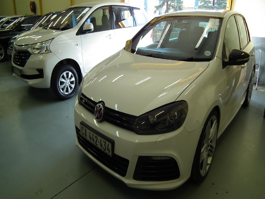 38 2011 Ca442434 Vw Golf 6 R 2 0 Dsg Vin Odo 113108 Driver