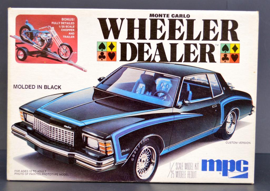 Image result for Wheeler Dealer Monte Carlo