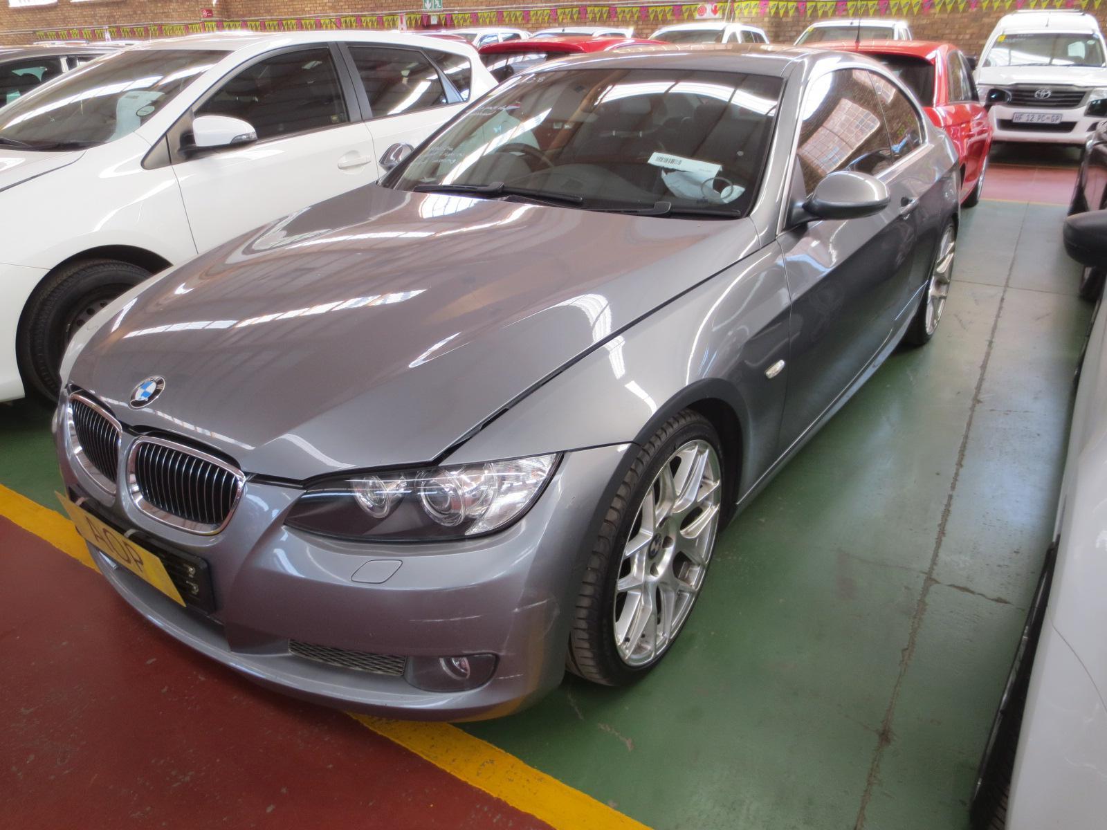 2007 NOPLATES BMW 335i COUPE A/T (E92) (VIN #: ) (ODO