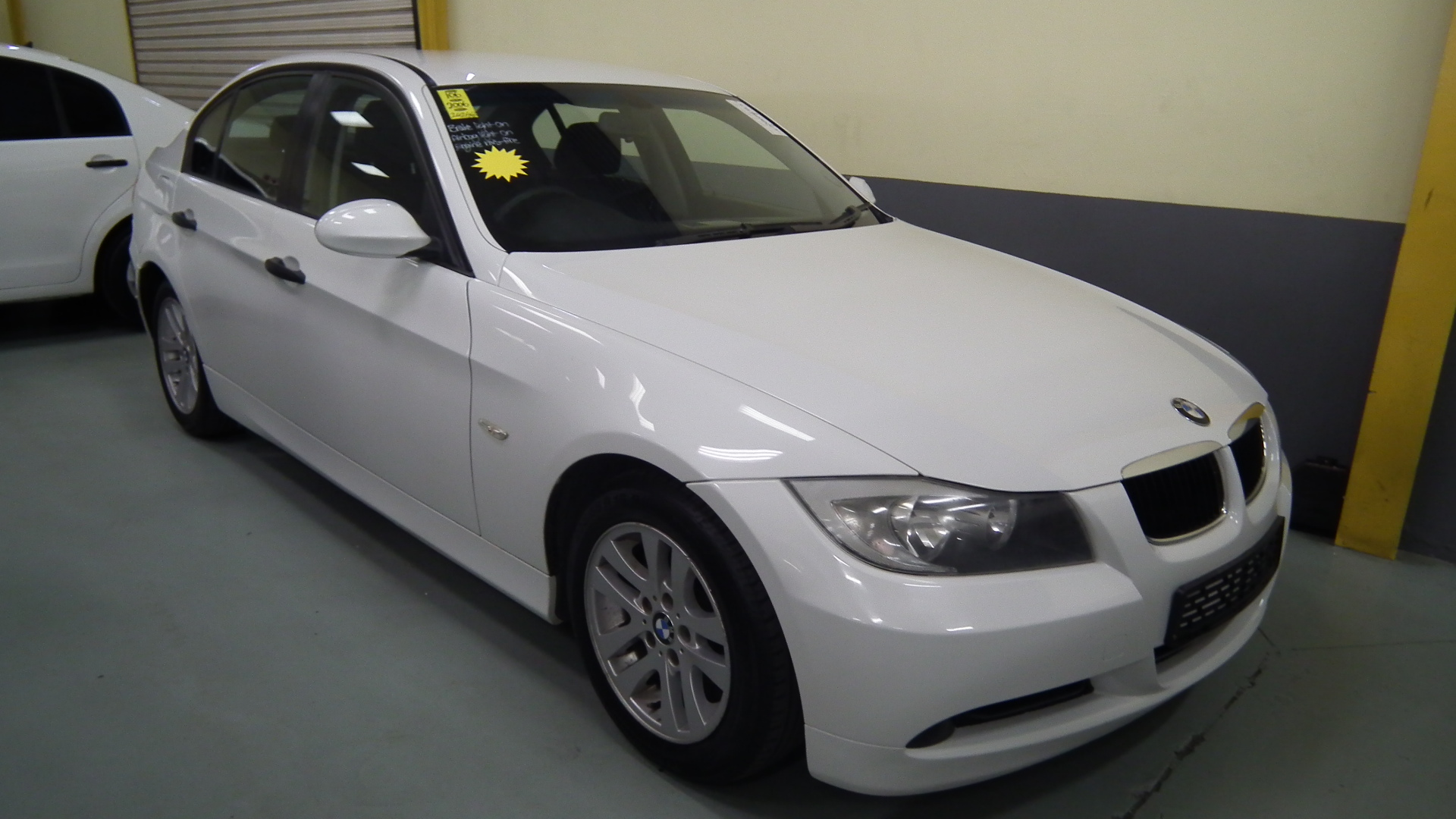 106 - 2006 BPF260B BMW 320i E90 (242466 kms) (BRAKE