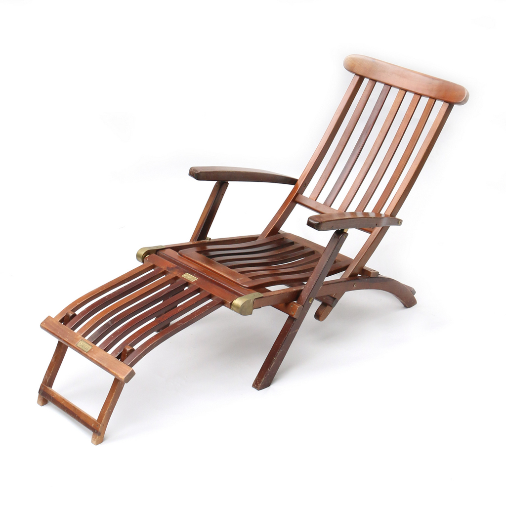 QUEEN MARY FOLDING DECK CHAIR – Lofty Marketplace on chaise sofa sleeper, chaise furniture, chaise recliner chair,