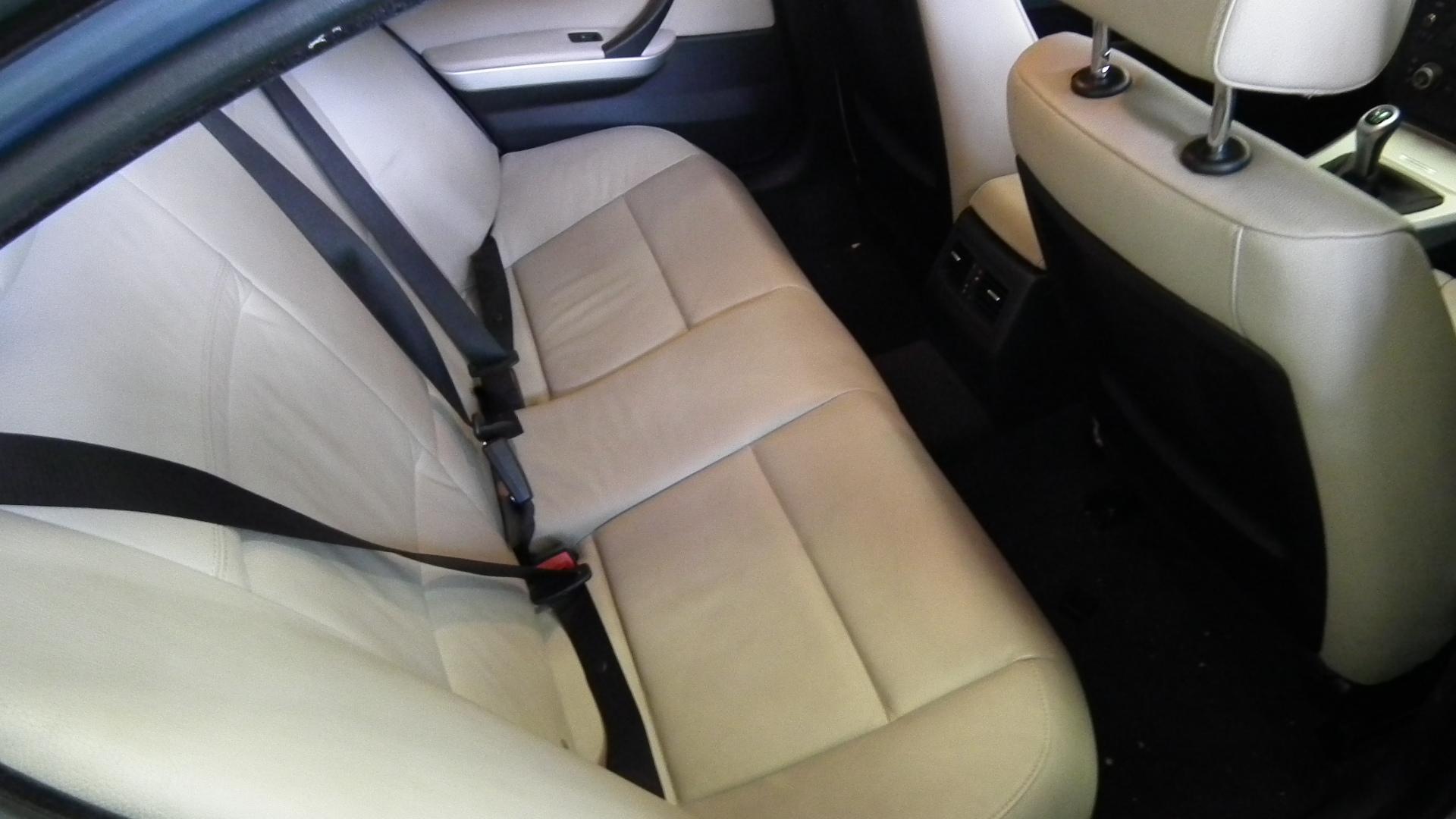 (E90) (Vin No: WBAPG56030NM41376) (131355 kms) (Airbag Light