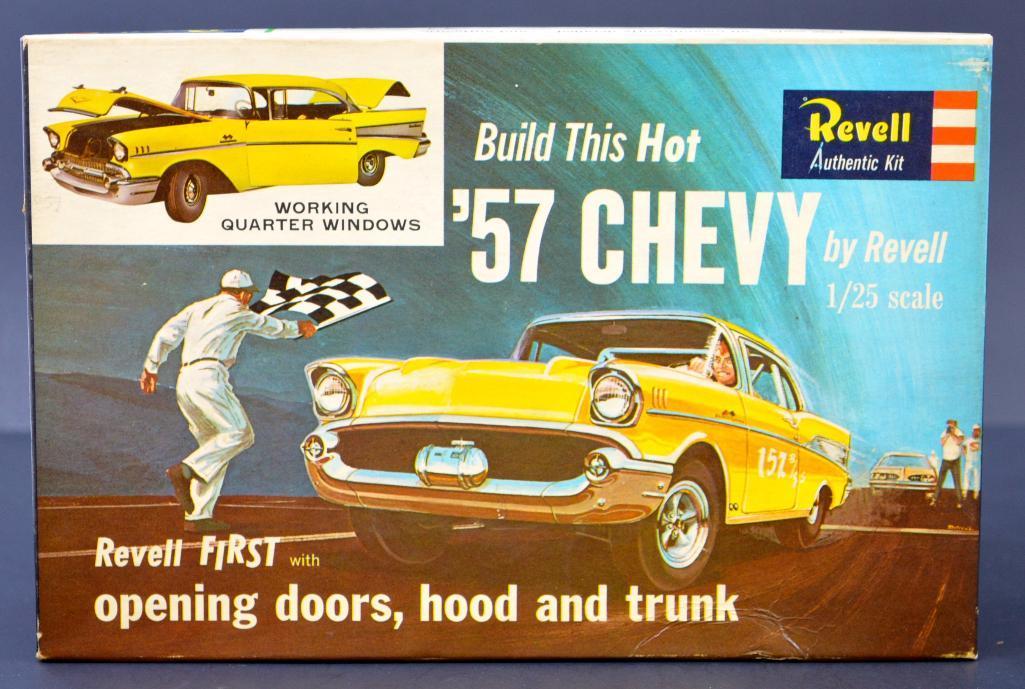 revell 57 chevy