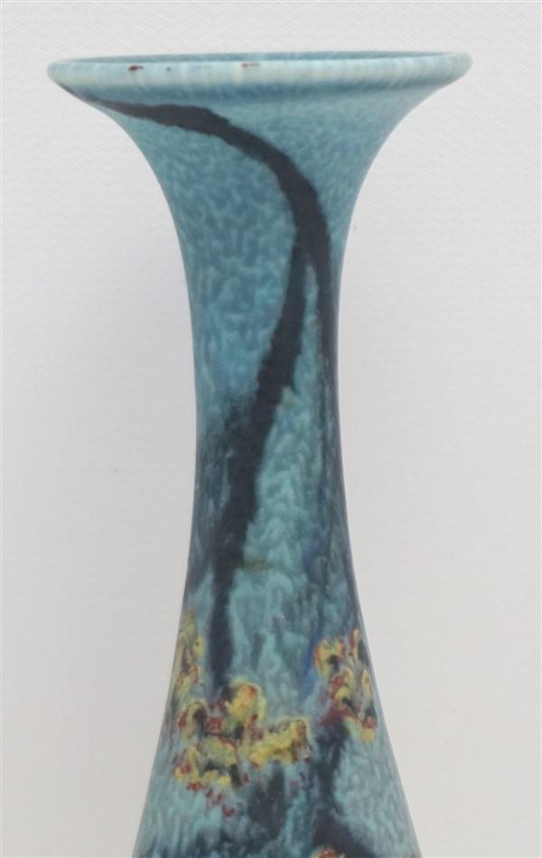 Louise Abel 1923 Rookwood Vase Lofty Marketplace