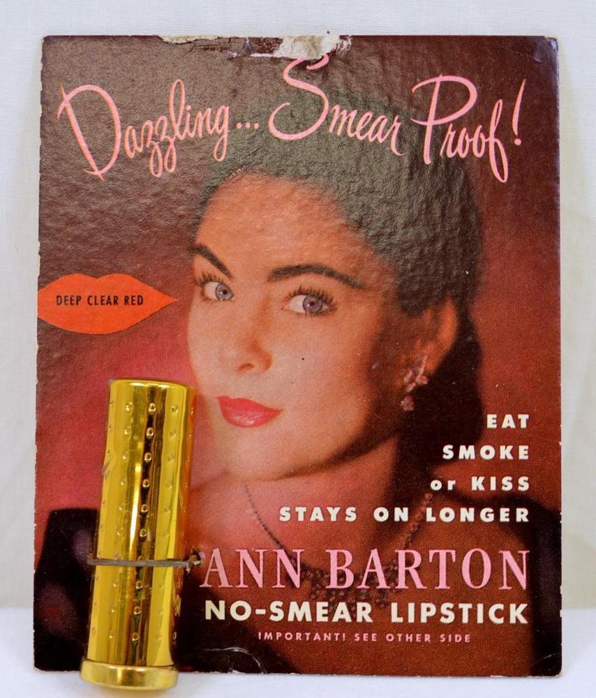 No Smear Lipstick Photo Album - Lotki