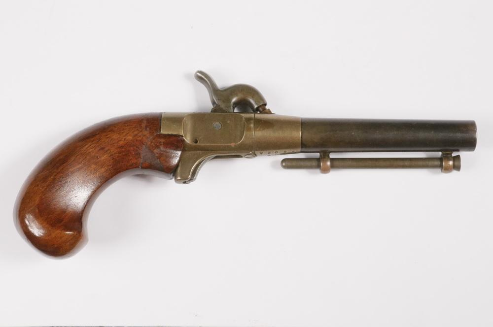 REPLICA BLACK POWDER BOOT PISTOL
