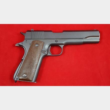 Colt US 1911  45ACP Pistol circa 1917 | Girman Auctions