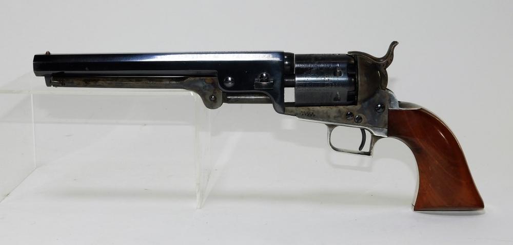 Colt Model 1851 Navy 2nd Gen Black Powder Revolver