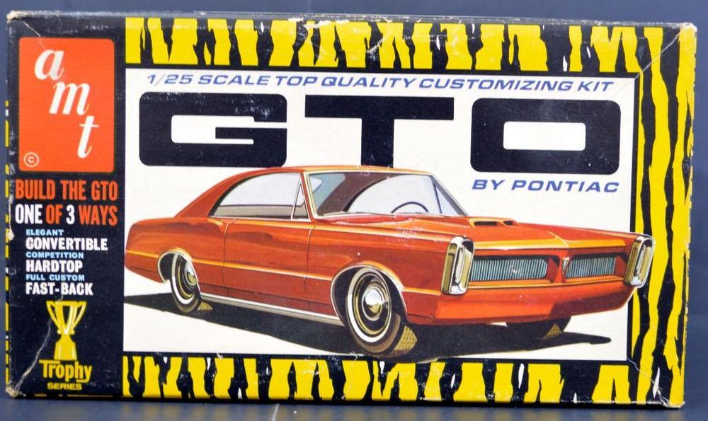 Image result for amt trophy series gto
