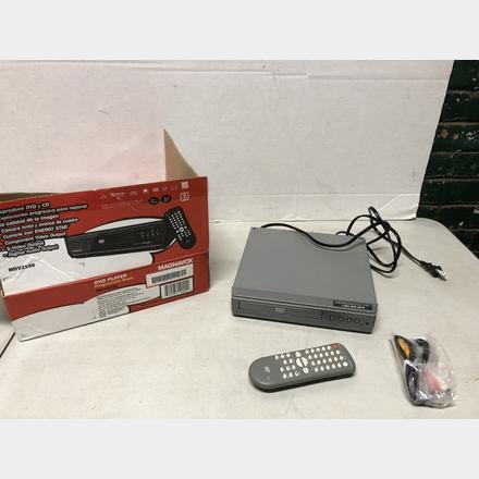 Magnavox DVD/CD player | Force's Time Capsule Auction
