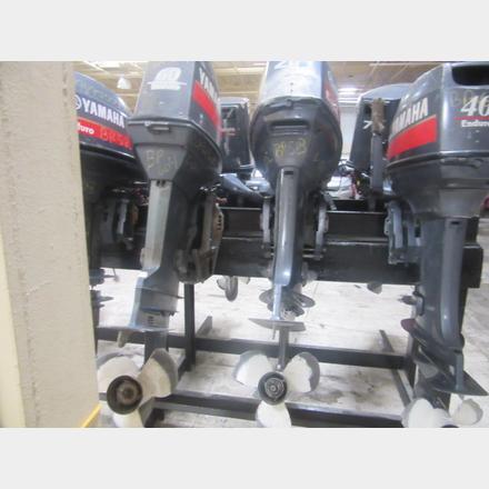 Yamaha Enduro 40 HP Outboard Engine - Located in Salinas, PR