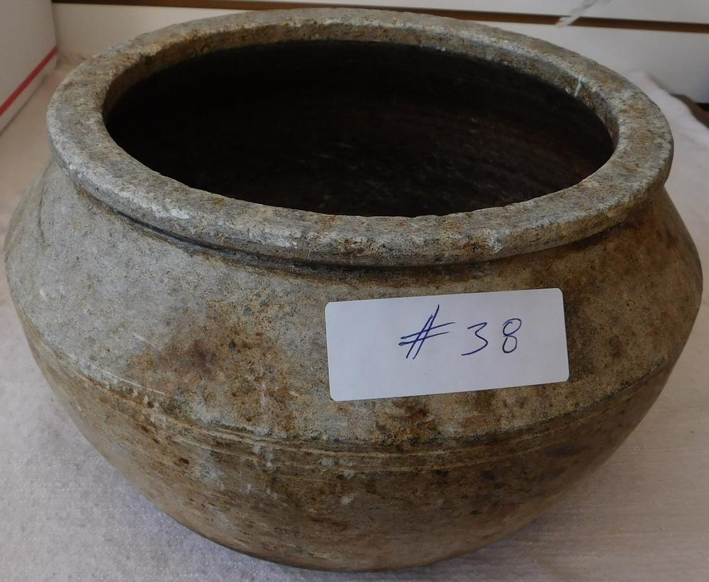 Steatite Cooking Bowl