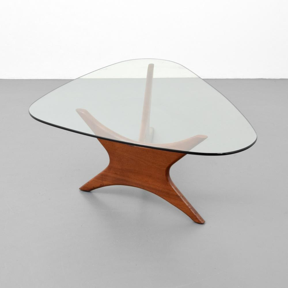Adrian pearsall coffee table palm beach modern auctions adrian pearsall coffee table geotapseo Choice Image