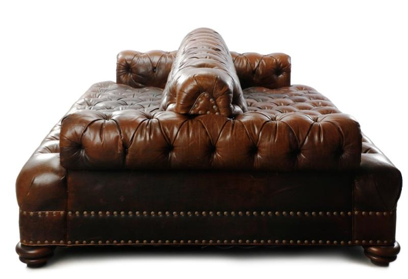 Astonishing Double Sided Chesterfield Leather Sofa Andrewgaddart Wooden Chair Designs For Living Room Andrewgaddartcom