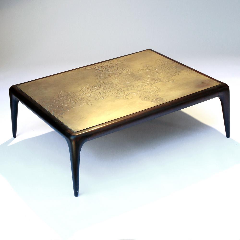 Kagan Coffee Table.Very Rare Vladimir Kagan Coffee Table