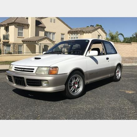 1990 Toyota Starlet GT Turbo | Russo And Steele