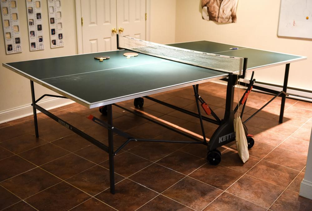 Kettler Ping Pong Table Lofty Marketplace