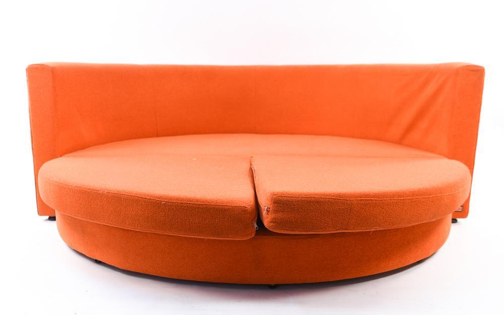 Alfemo Turkish Modern Half Moon Sofa, Half Moon Couch Furniture