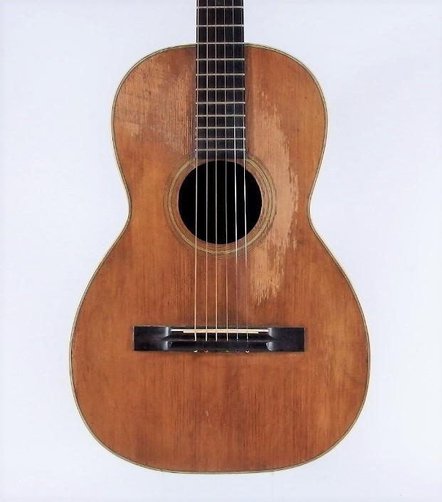 1921 C F  Martin & Co  Parlor Guitar