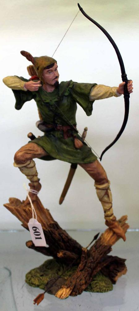 254110d1946 A ROYAL DOULTON   ROBIN HOOD   FIGURINE – Lofty Marketplace