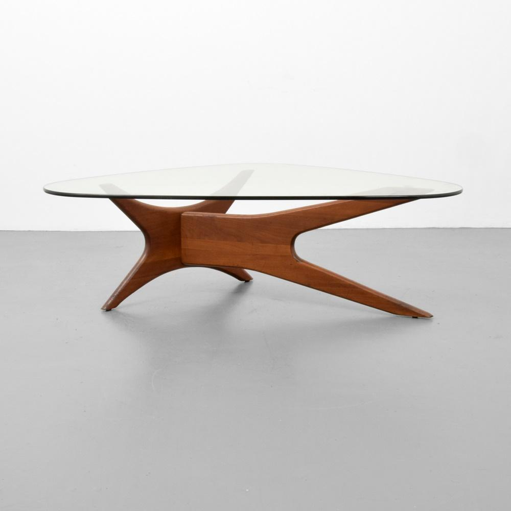 Adrian pearsall coffee table palm beach modern auctions geotapseo Choice Image