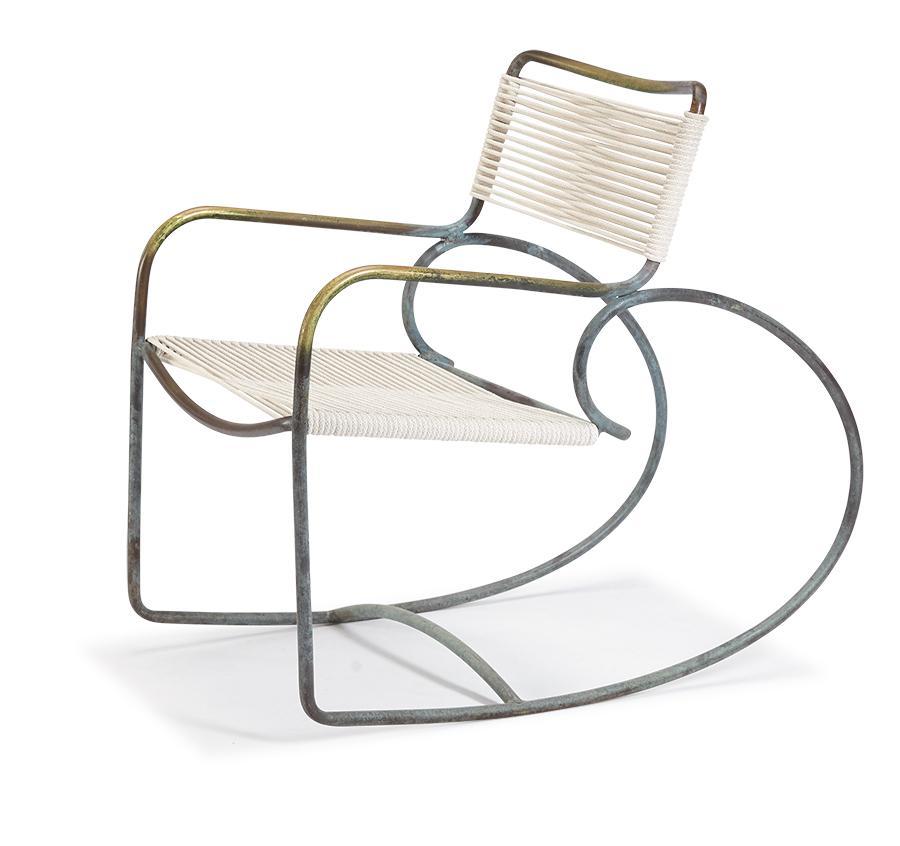 Swell Walter Lamb Rocking Chair Inzonedesignstudio Interior Chair Design Inzonedesignstudiocom