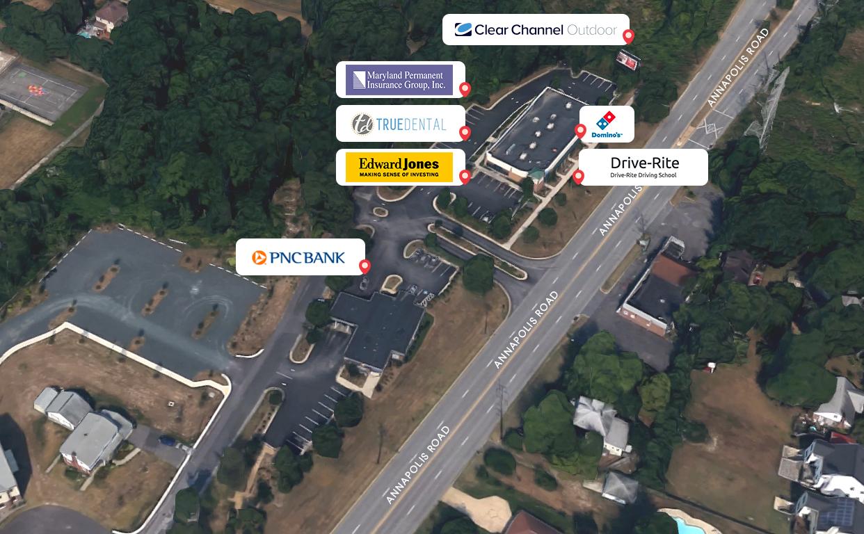 1253, 1257 & 1261 Annapolis Rd  Odenton, MD 21113 - | Alex