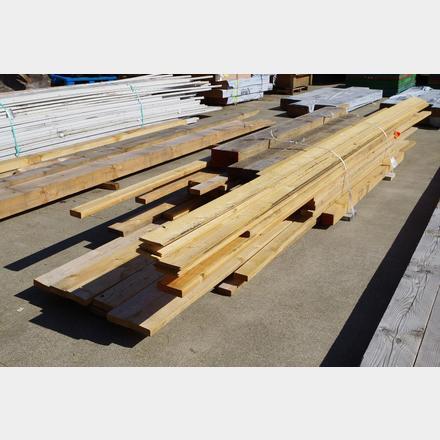 QTY] Misc  Dimensional Lumber: 6x12's, 6x10's, 2x6's, 2x4's