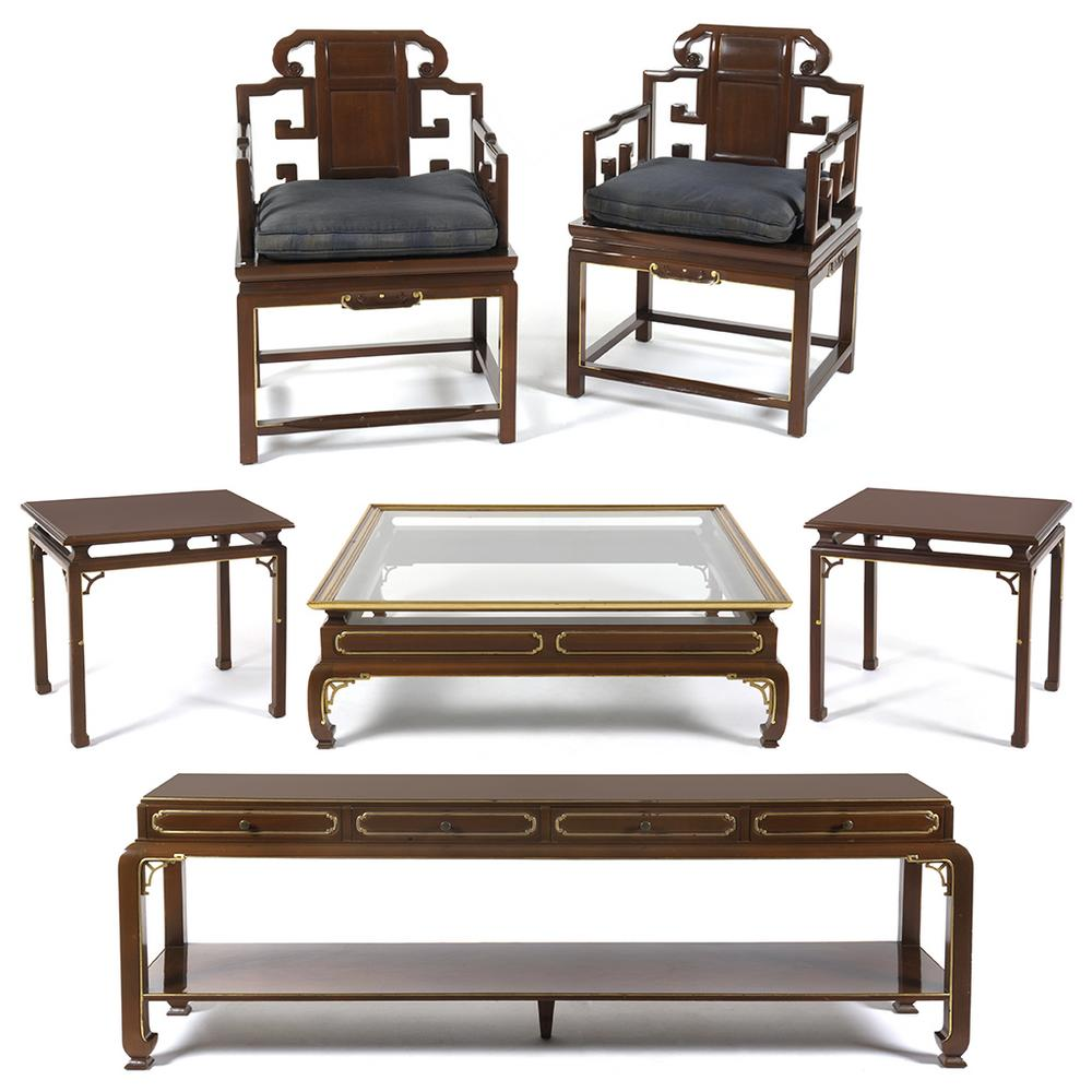 Muebles Para Sala M Xico S Xx Galer As Chippendale Estilo  # Muebles De Sala
