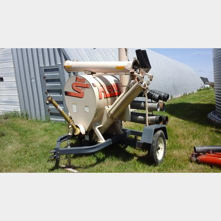REM Grain Vac | Bill Berg Auctions