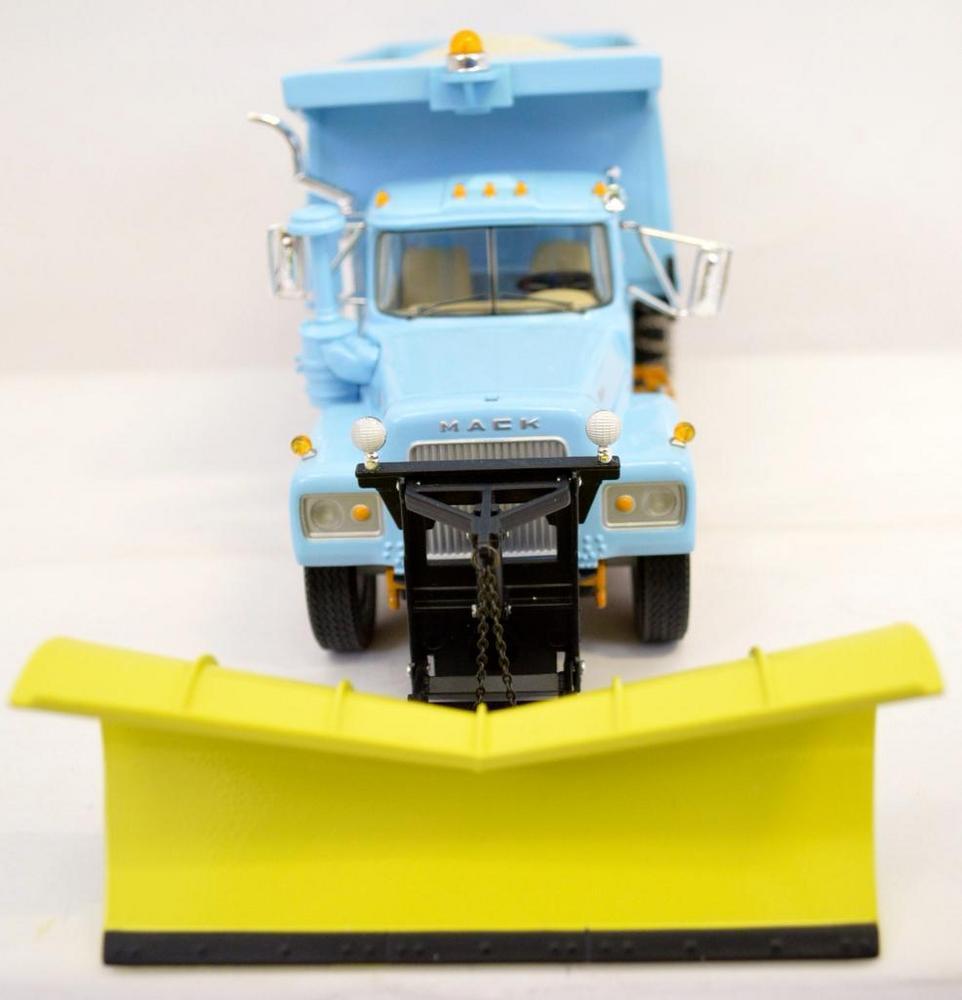 First Gear 134 Die Cast Mack R Model Dump Truck Lofty Marketplace