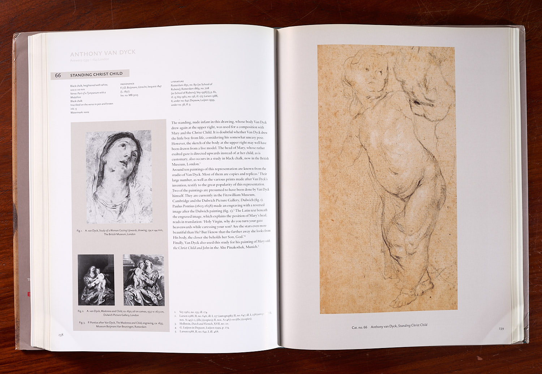 Rubens Jordaens Van Dyck and Their Circle Flemish Master Drawings from the Museum Boijmans Van Beuningen