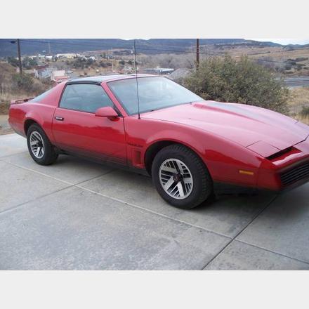 1984 pontiac firebird trans am coupe russo and steele 1984 pontiac firebird trans am coupe