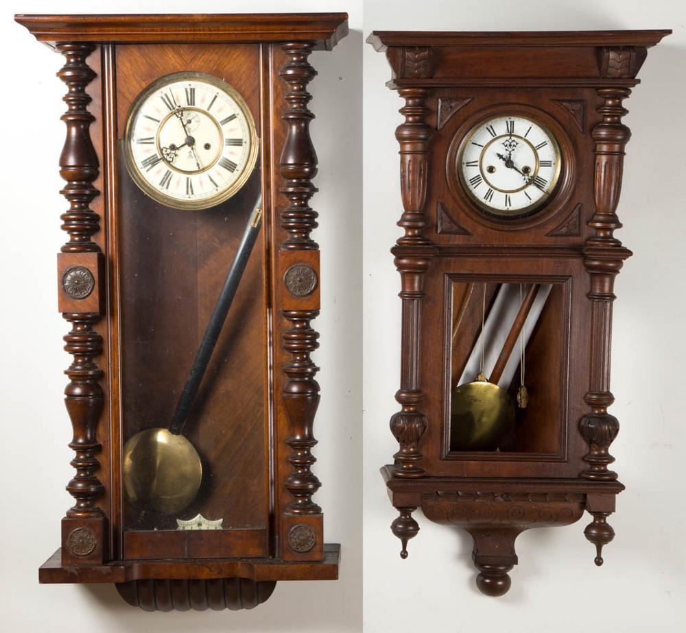 gustav becker grandfather clocks