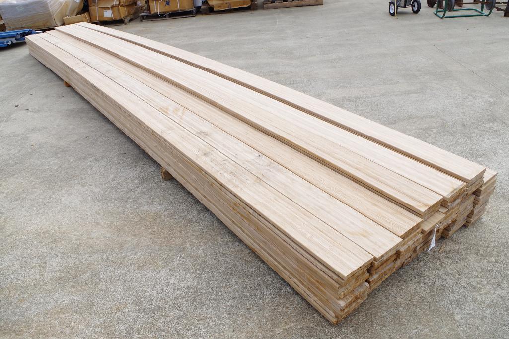 94] BAMKING 1x6 x 20' Bamboo Decking Boards | Bid Venues