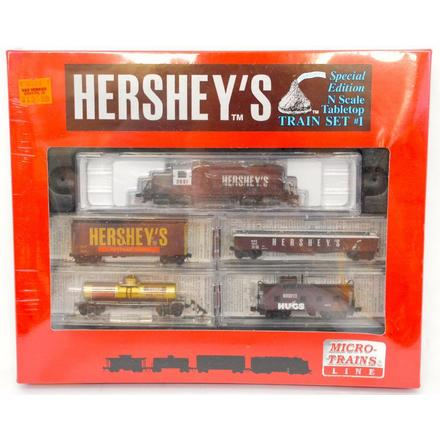 Micro Trains Collectibles N Scale Hershey S Special Edition