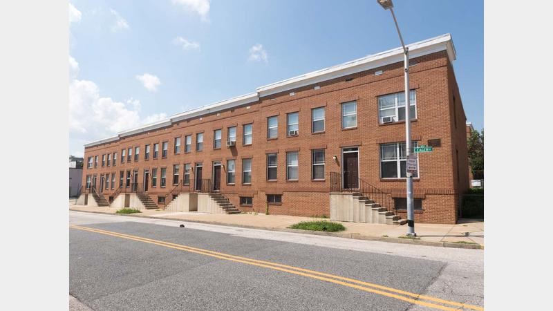 Bankruptcy Trustee S Auction Fully Leased Emblage Comprising 37 Townhomes And 2 Duple Located In The Johnston Square Neighborhood Of Baltimore City
