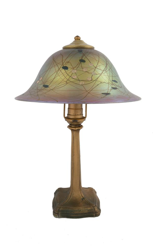 Steuben Millefiori Table Lamp Lofty Marketplace