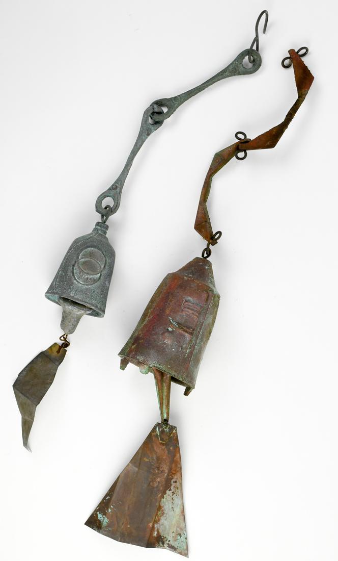 Paolo Soleri bells