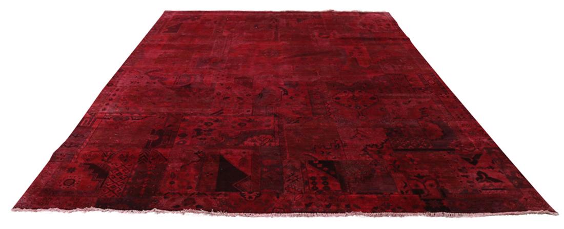 Indo Laristan village tribal carpet