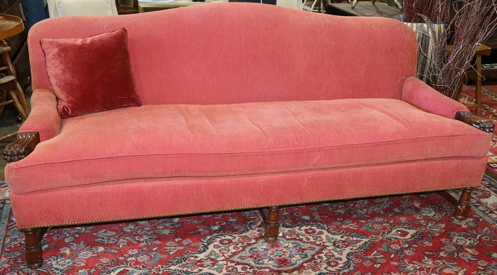Superbe Empire Style Sofa