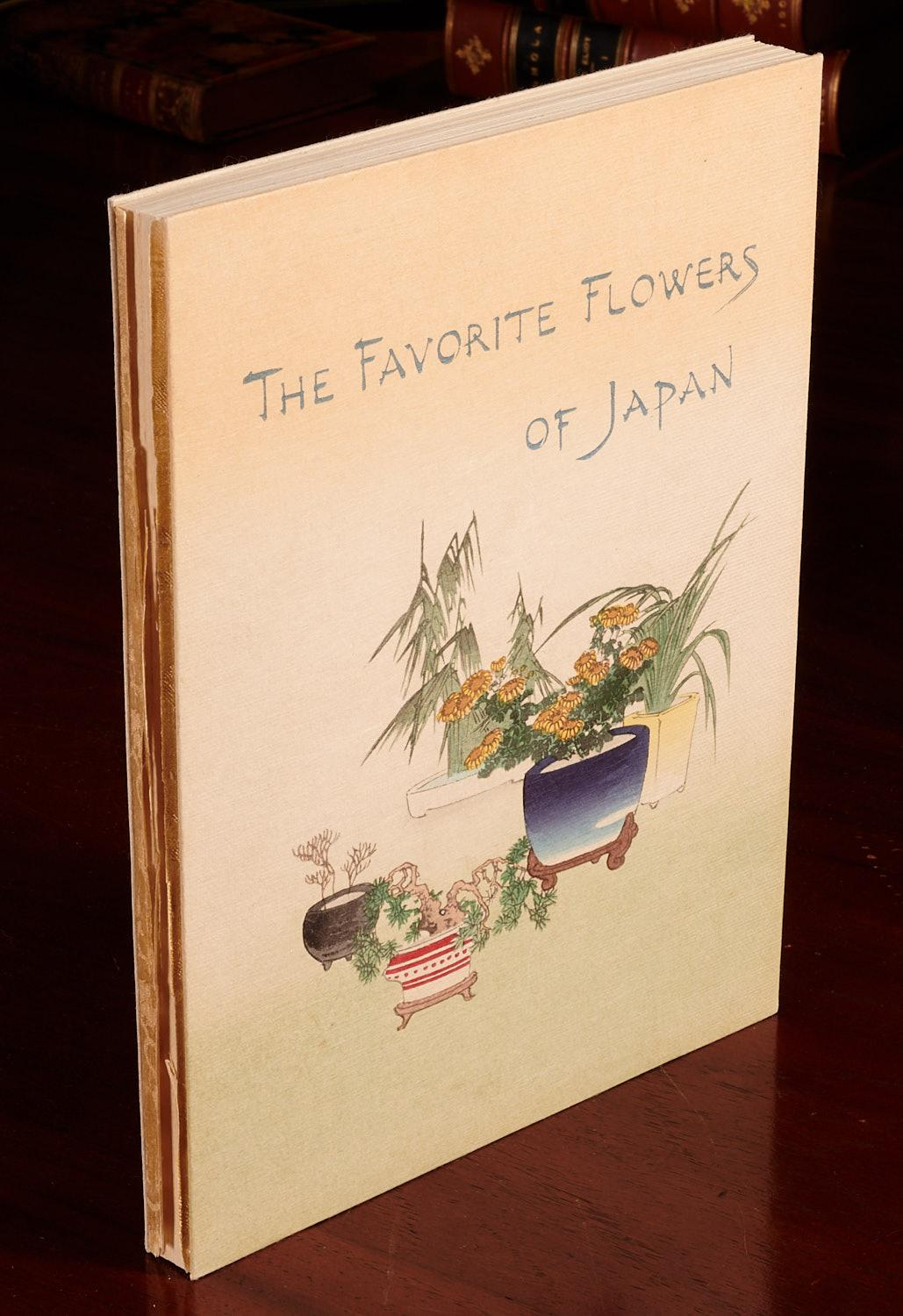 BOOKS: Hasegawa 1935 Favorite Flowers of Japan | Millea Brothers
