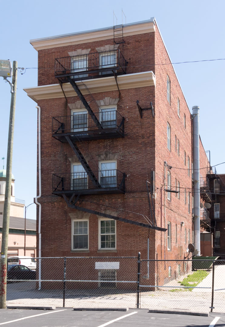 Bankruptcy trustees auction fully leased 2 building apartment assemblage totaling 15 residential units in the station north arts and entertainment district of baltimore city known as the royalton alex cooper xflitez Choice Image