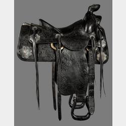 Hamley Saddlery Silver Saddle   Old West Events