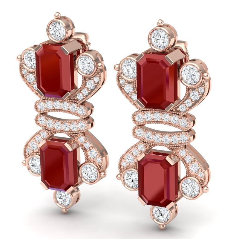 Luxury Designer Fine Jewelry Collection