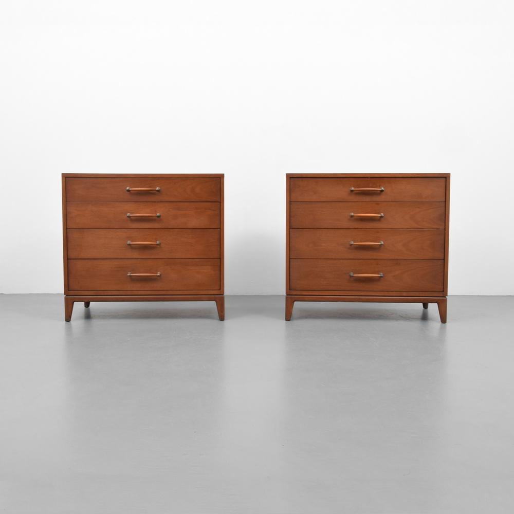 Pair of Heritage Henredon Dressers | Palm Beach Modern Auctions