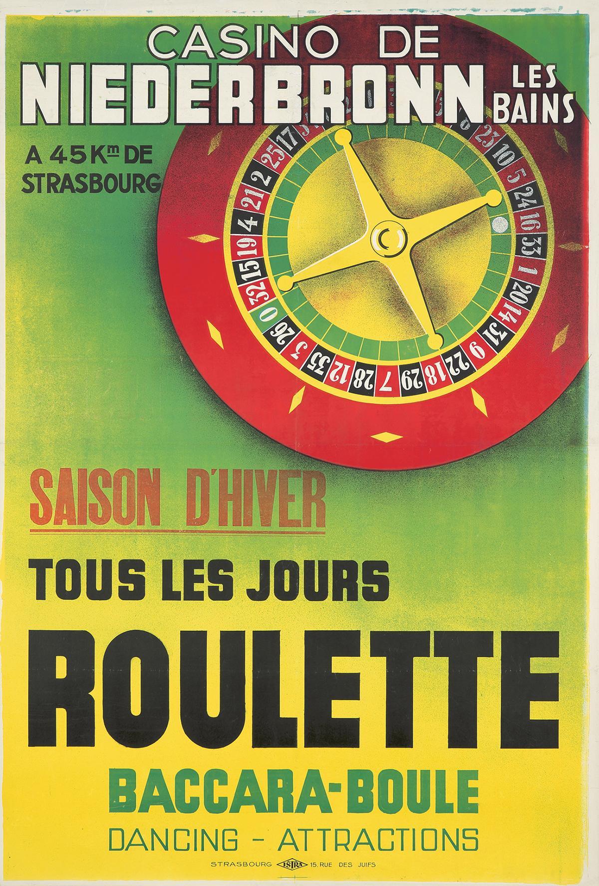 Casino Strasbourg Roulette