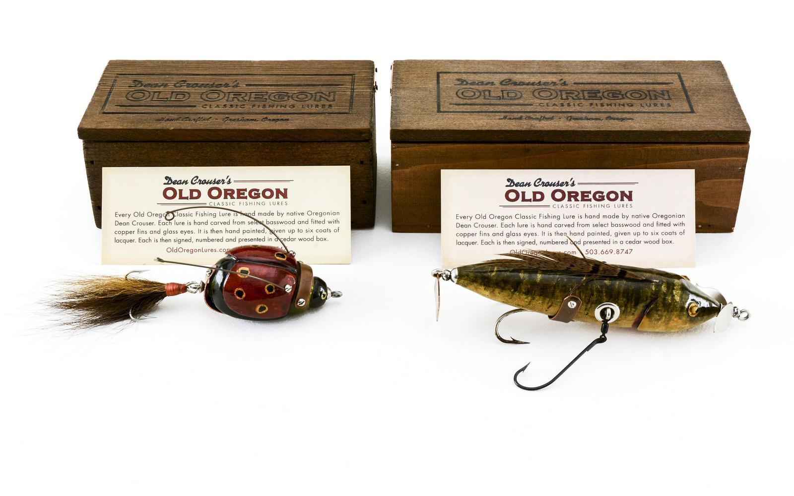 2 Dean Crouser Lures | Lang's Auction Inc