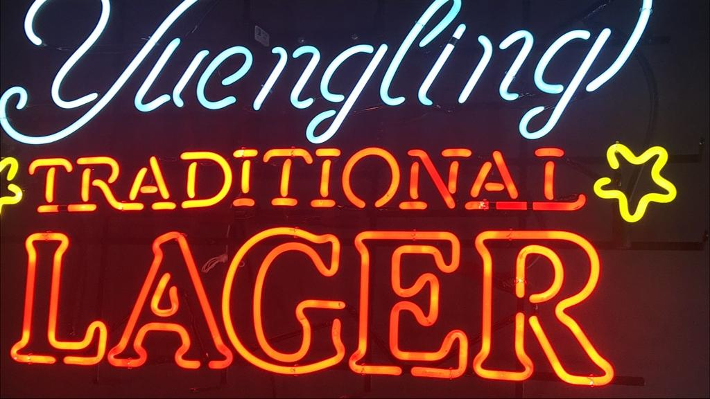 Yuengling Neon Sign | Key Auctioneers